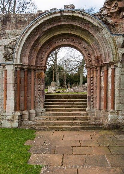 Dryburgh Abbey - Bild Nr. 201503144346