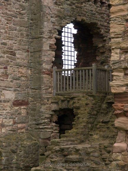 Einblick in den Mittelturm - Bild Nr. 200807262575