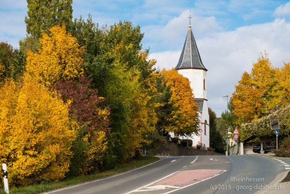 Harxheim, Ev. Kirche - Bild Nr. 201510233445