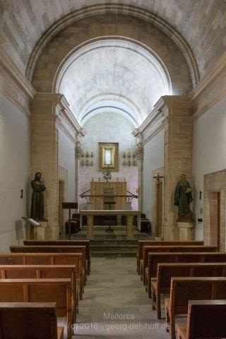 Kapelle des Santuari de Cura - Bild Nr. 201603033980