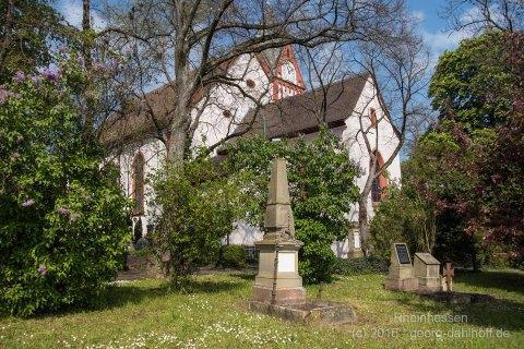 Bergkirche Osthofen - Bild Nr. 201605010041