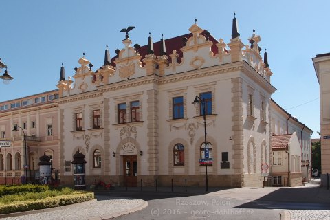 Theater in Rzeszów - Bild Nr. 201608281218