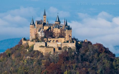 Burg Hohenzollern - Bild Nr. 201610315474