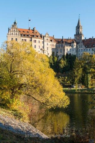 Schloss Sigmaringen: An der Donau - Bild Nr. 201610315549