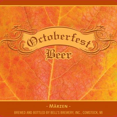 Bell's Oktoberfest Label