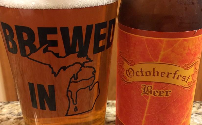 What I'm Drinking: Bell's Oktoberfest