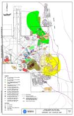 George AFB's Dieldrin contamination soil and groundwater