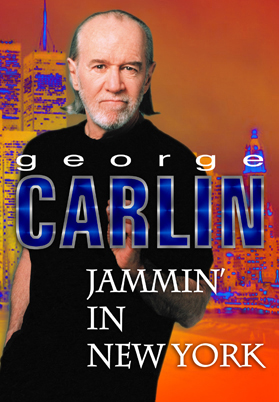 US-poster-George_Carlin_Jammin_In_NY-00