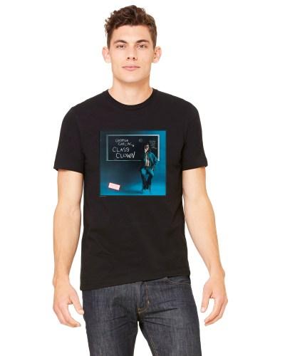 """""""Class Clown"""" T-Shirt Black"""