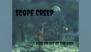 Scope Creeping