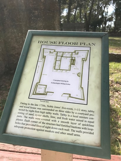 Floorplan of original homestead