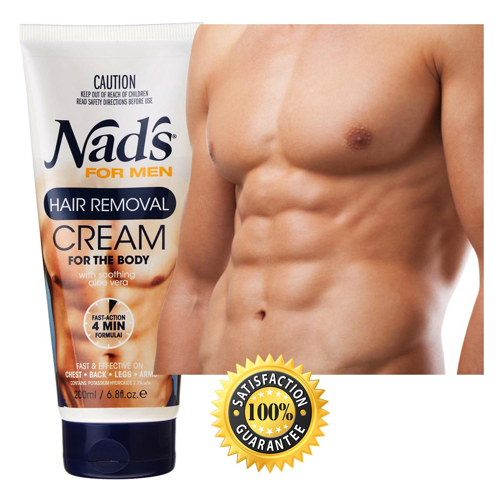 pics Body Hair Removal For Men