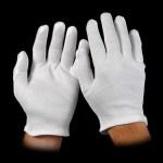 medium weight server gloves