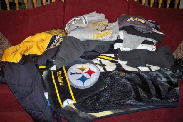Steeler gear