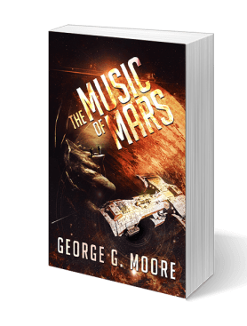 The Music of Mars Book Cover