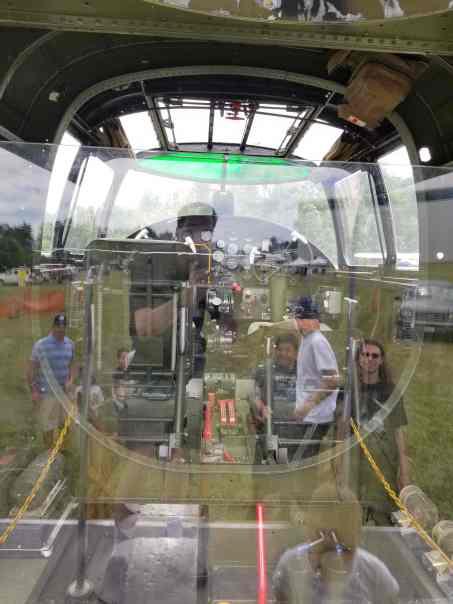 B-25 Cockpit