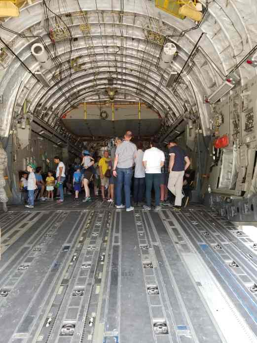 C-17 Cargo Bay