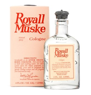 The exquisite Royall Muske.