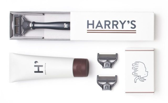 The Truman Kit from Harry's. Cost: $15.