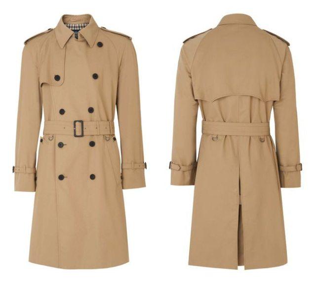 New Kingsgate Raincoat from Aquascutum.