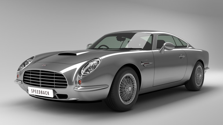 Speedback GT - David Brown Automotive