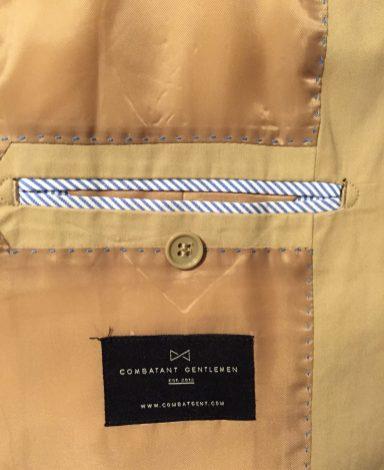 Inside left pocket