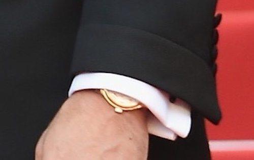 The turn-back cuff...