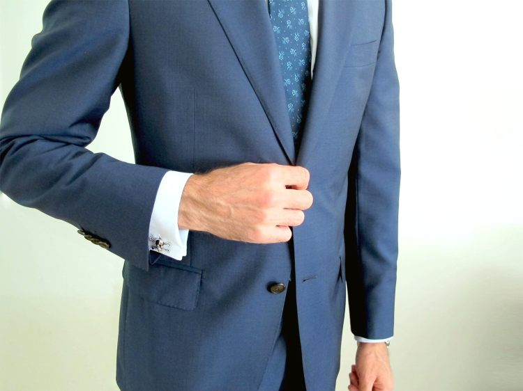 Suitsupply Napoli - side view