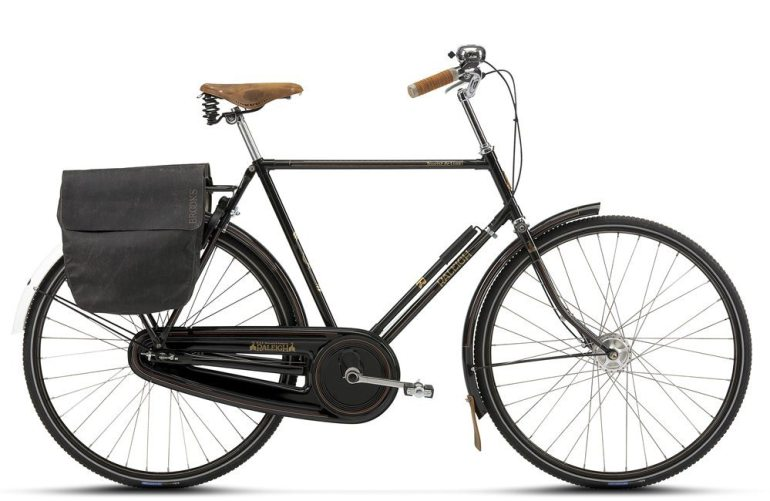 """The """"Tourist De Luxe"""" from Raleigh in Denmark."""