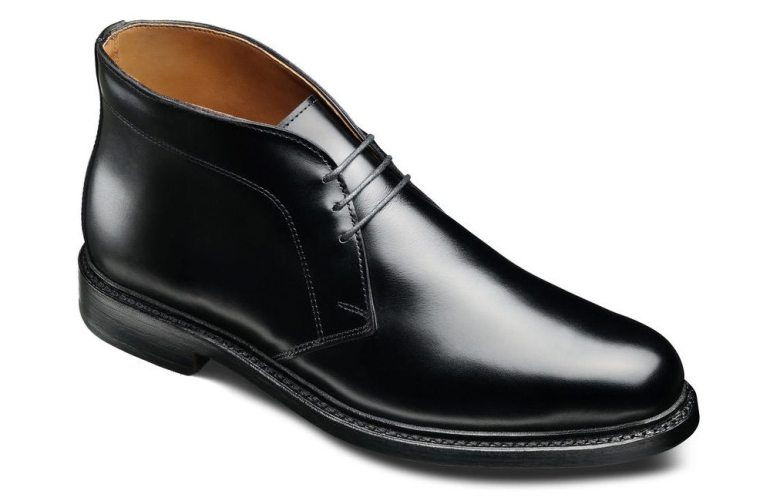 Allen Edmonds Dundee 2.0 in black.