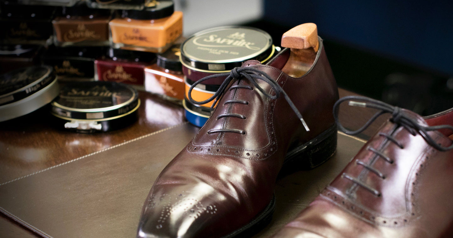Image result for Shoe Care