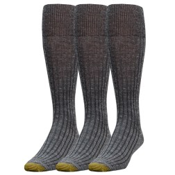 Goldtoe Windsor Wool in gray.
