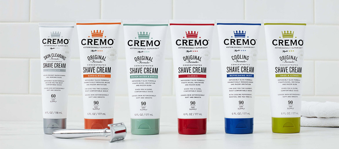 The Wonderful Shave Cream from Cremo