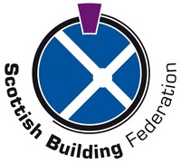 scottish building federation round logo