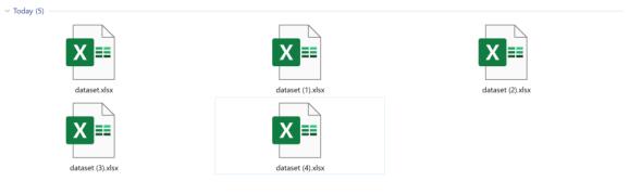 Zero-based index files