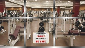 The gyms closing during Coronavirus quarantine created a big obstacle to personal development.