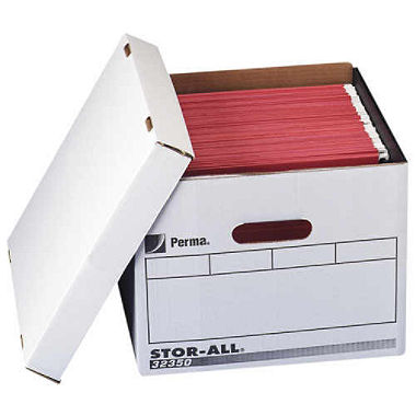 folder storage