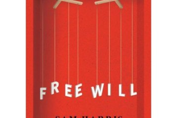 Free Will Book Sam Harris