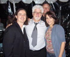 George, Michael McDonald & Marcella.