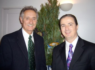 Joseppi Scozzaro & George.