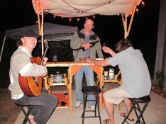 Private party at Toms Tiki Bar 7-22-2012.