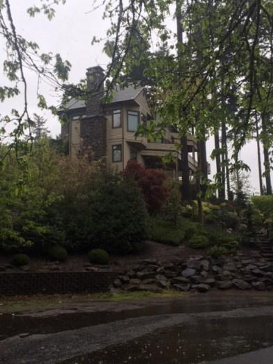 A big-ass home on SW Fairmount Boulevard.