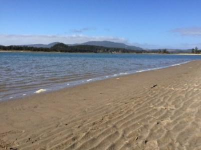 Saturday afternoon splendor at Sand Lake.