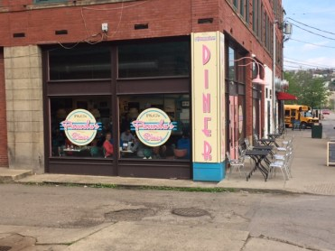 Pamela's Diner in The Strip District.