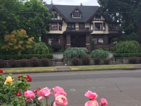 This home on NE Alameda Street was built for the founder of the Alameda Land Company in 1914.