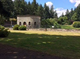 Reservoir 1 is the oldest in Portland's municipal water system, dating to 1894.