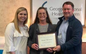 Employee of the Month: Debra Bennett!