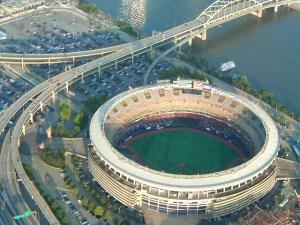 Three Rivers Stadium - Pittsburgh