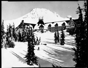 Timberline Lodge 1937