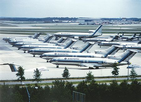 Whatever Happened to Eastern Airlines?